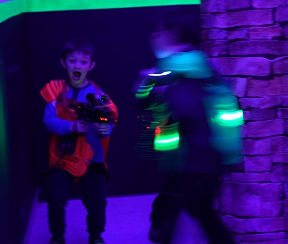 G-Force Laser Tag 4