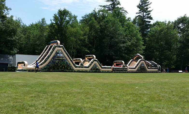 Obstacle Course 13